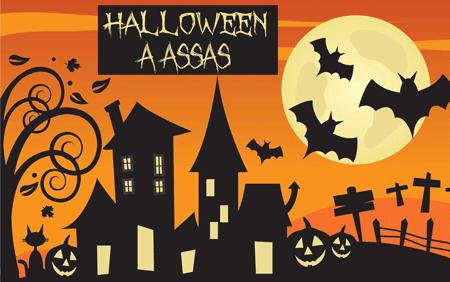 Halloween à Assas